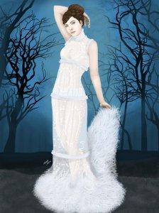 mcqueen-fall-2014-dress