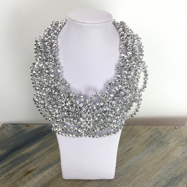 fallen necklace